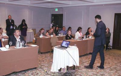 Rogelio Morales, Director de Innovación de SABER de Panamá